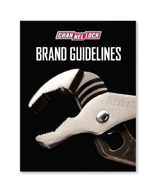 Channellock Brand Guidelines