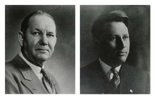 Almon W. and J. Howard DeArment