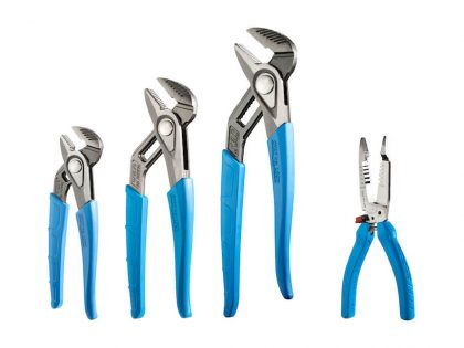 New Channellock pliers and wire strippers