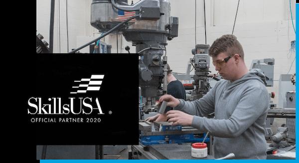 SkillsUSA Official Partner 2020