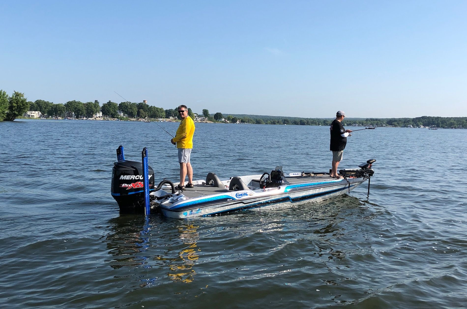 Bass Classic Tournament fishing for a cause